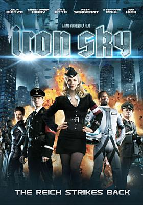 IRON SKY BY DIETZE,JULIA (DVD)